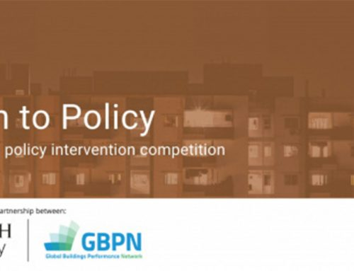 Pitch to Policy India Competition: GBPN announces 3 Exciting Innovations